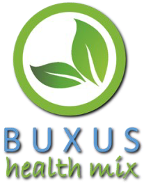 Buxus Health Mix Logo